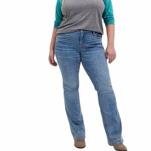Torrid Mid-rise Slim Boot Vintage Stretch Jeans
